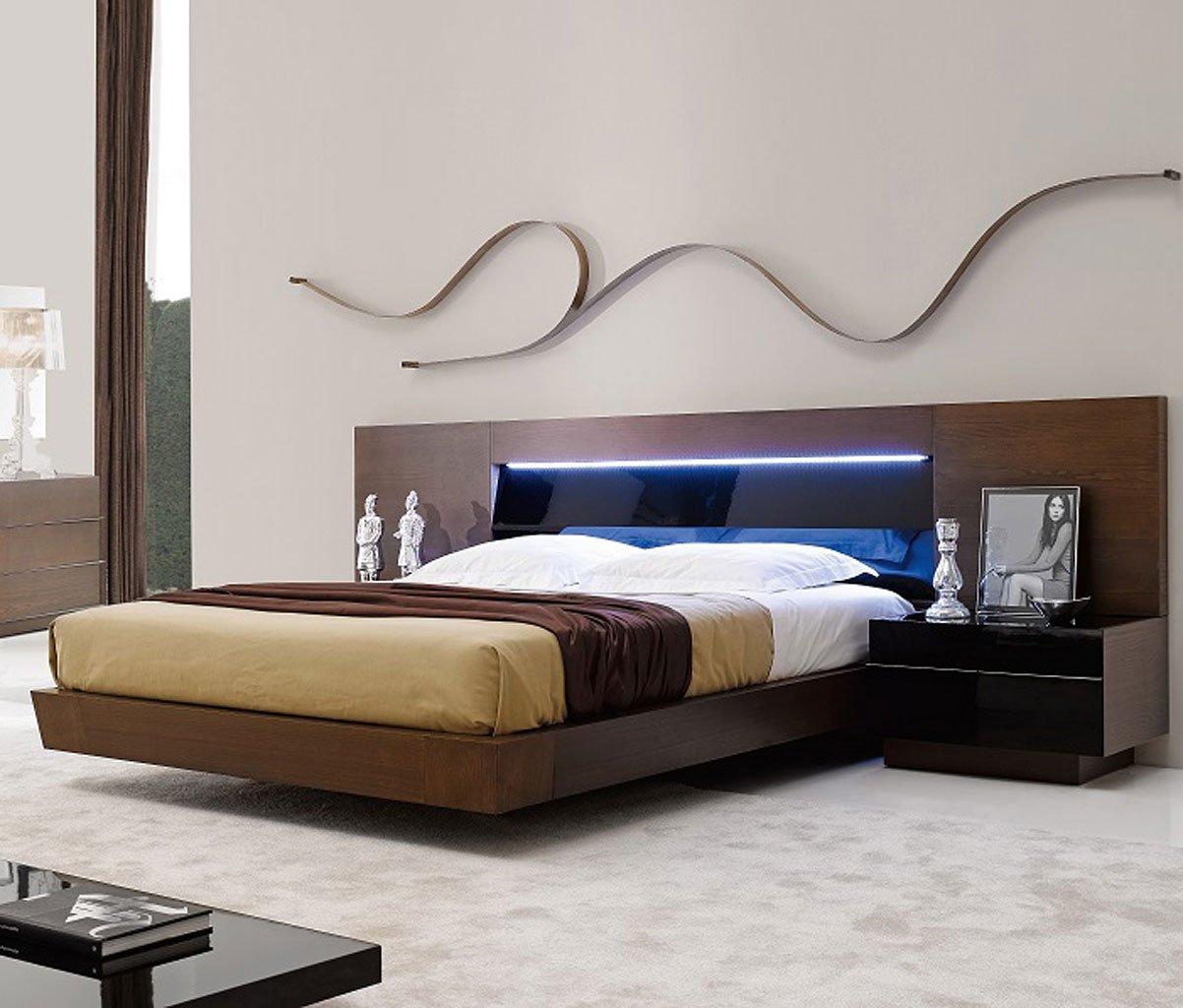 Barcelona Platform Bed By Jm Furniture Furniturepick