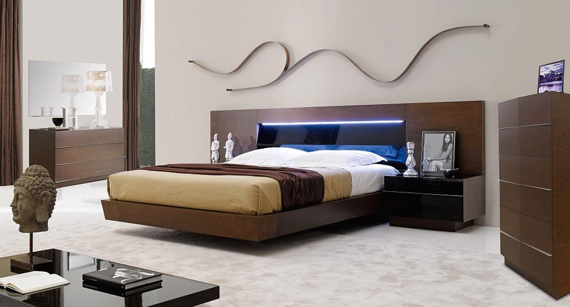 Charmant Barcelona Platform Bedroom Set