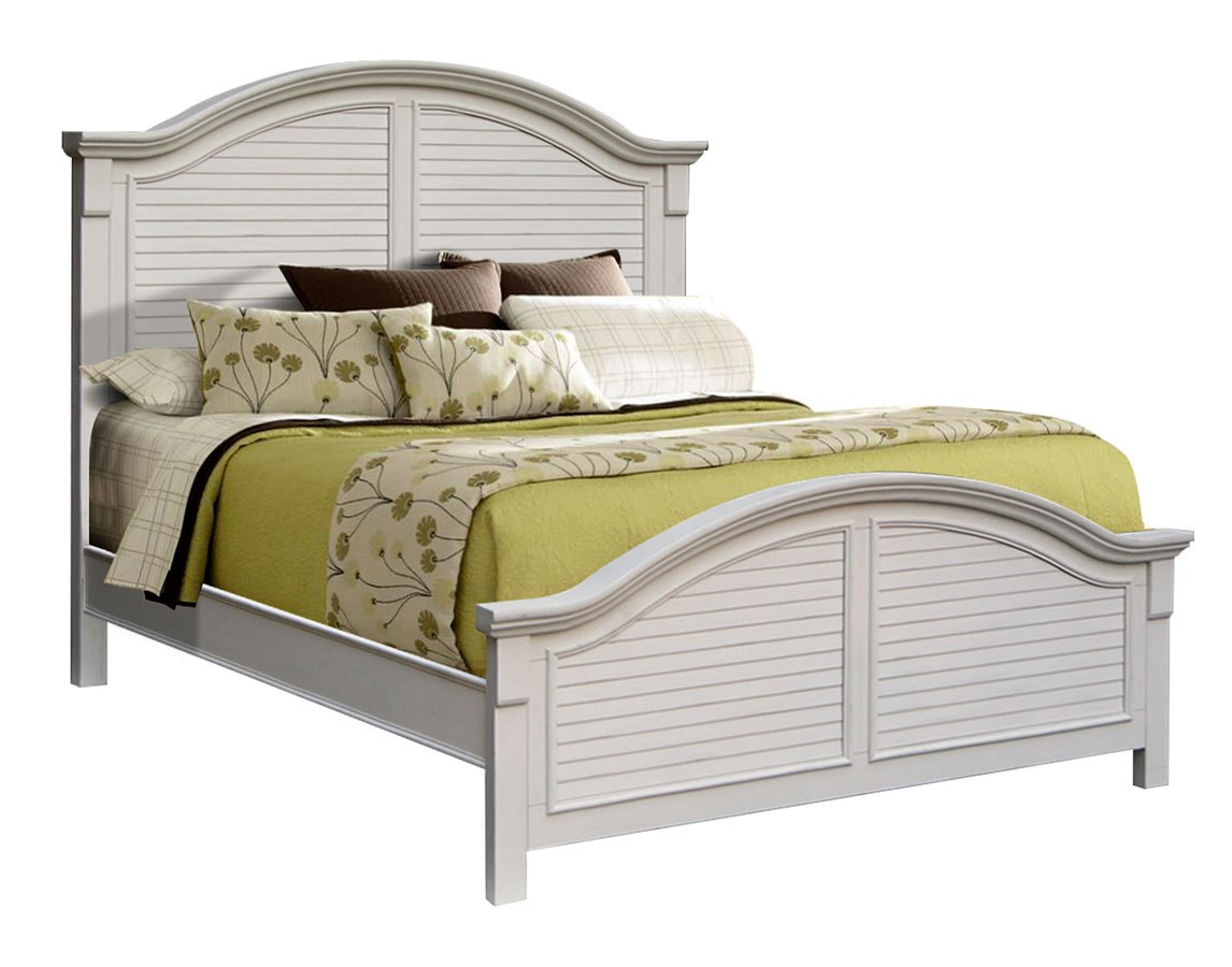 Cape Cod Panel Bedroom Set By Cottage Creek Furniture