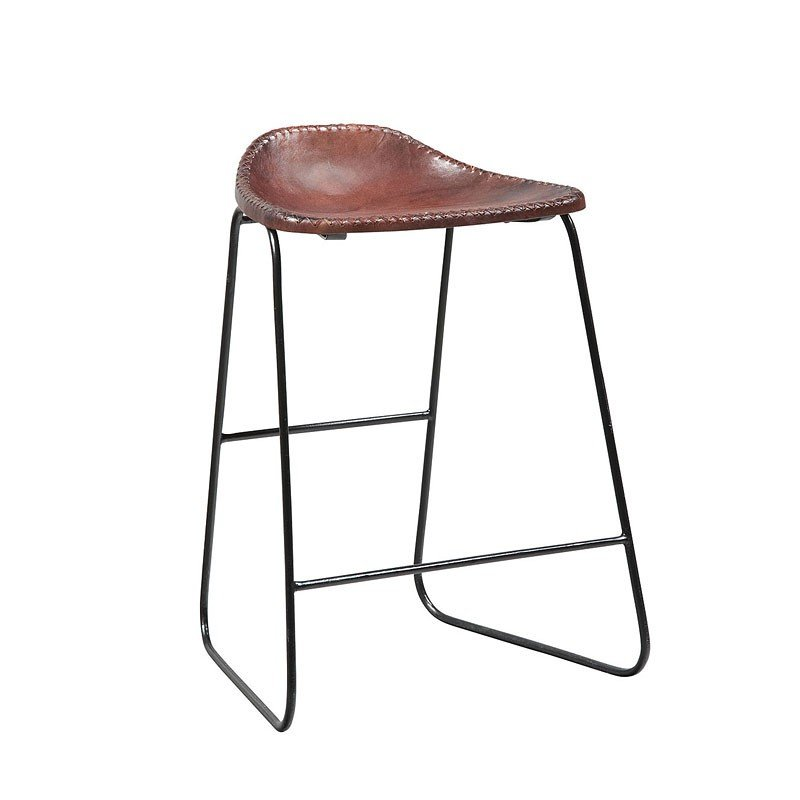 Galway Reddish Brown Counter Stool (Set Of 2) By Coaster