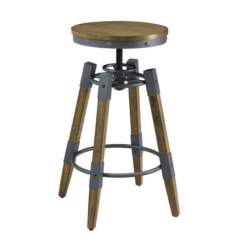 1 X Hornell Bar Table; Hornell Bar Stool (Set Of 2)
