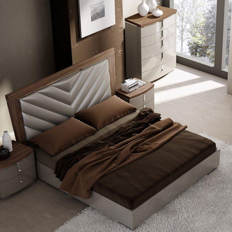 Napa platform bed bedroom furniture bedroom for Napa valley bedroom furniture