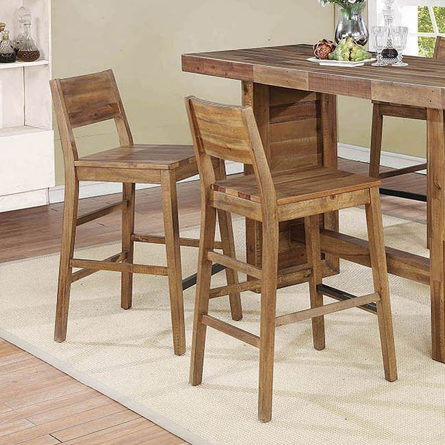 Tucson Bar Stool (Set Of 2) By Coaster Furniture
