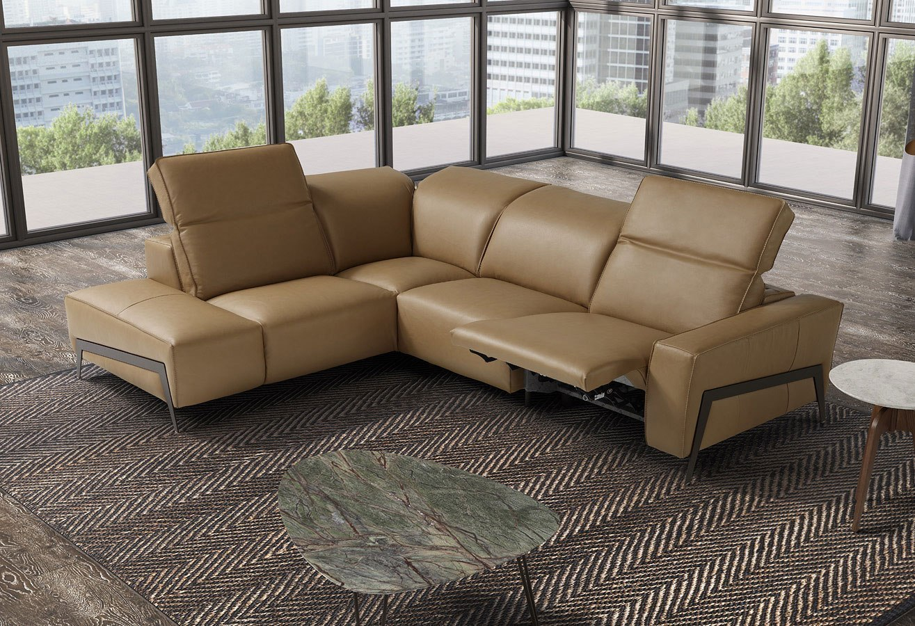 Exceptionnel Ocean Motion Left Chaise Sectional (Miele)