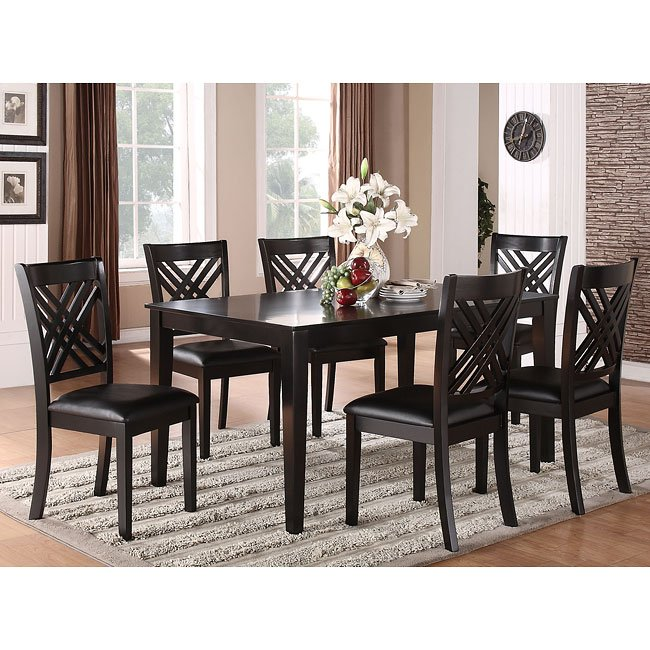 Brooklyn 48Piece Dining Room Set Standard Furniture FurniturePick Stunning Dining Room Brooklyn