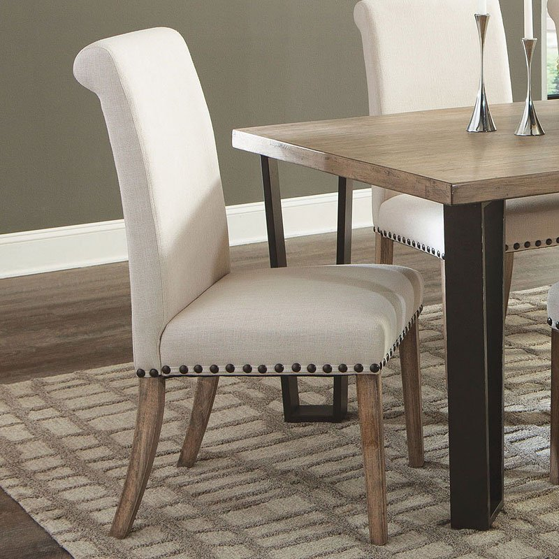 Taylor Parson Dining Chair Set Of 2 By Coaster Furniture