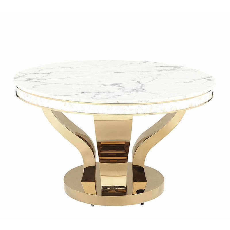 Kendall Dining Room: Kendall Dining Table By Coaster Furniture
