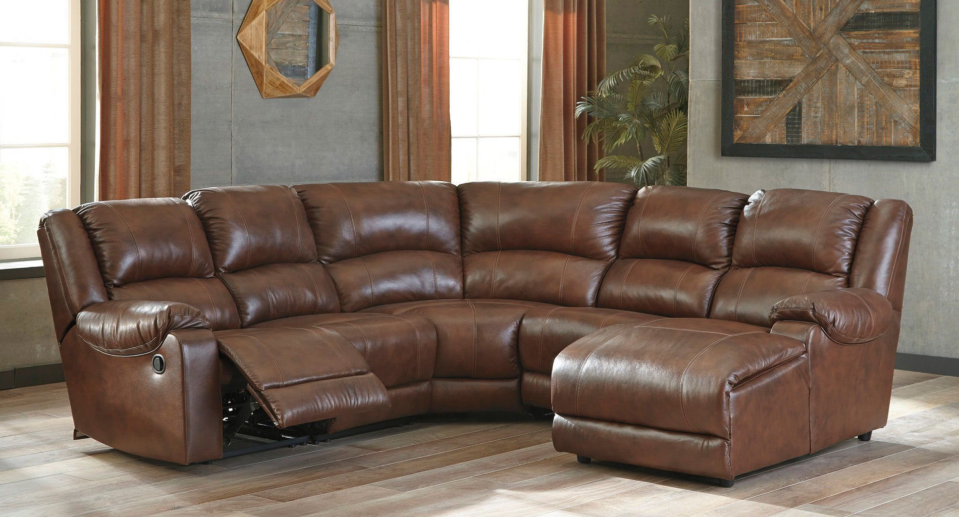 Billwedge Canyon Right Chaise Sectional Sectionals Living Room Furniture Living Room