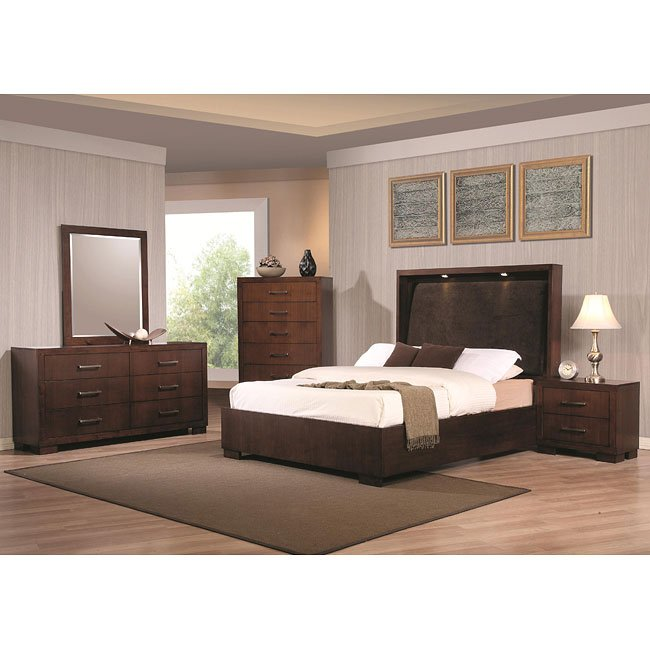 Merveilleux Jessica Bedroom Set W/ Platform Bed