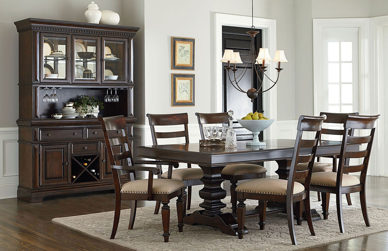 Merveilleux Charleston Dining Room Set