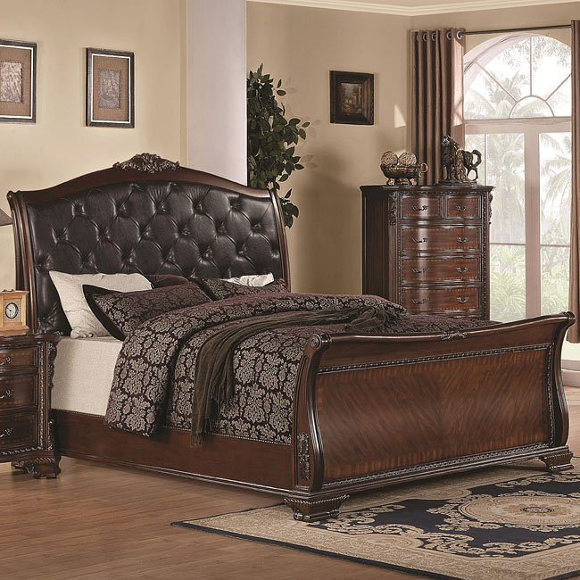 Maddison Bedroom Set Coaster Furniture