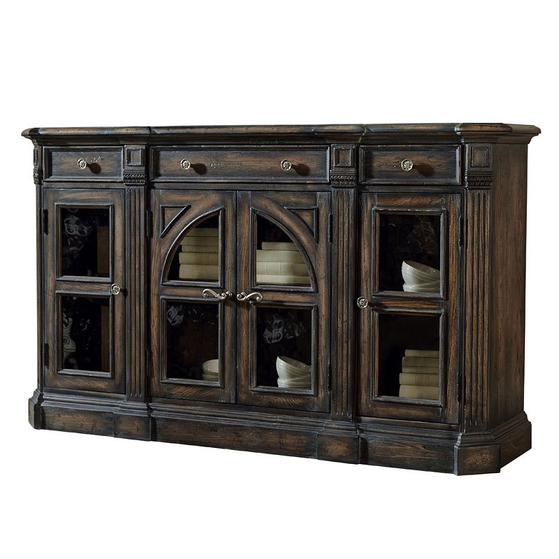Accentrics Home Delmar Sideboard Buffets Sideboards And Servers Dining Room And Kitchen