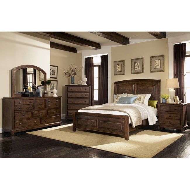 Laughton Sleigh Bedroom Set By Coaster Furniture 1 Reviews Furniturepick