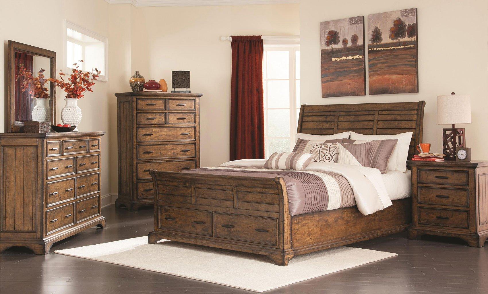 Elk Grove Storage Bedroom Set Bedroom Sets Bedroom Furniture Bedroom