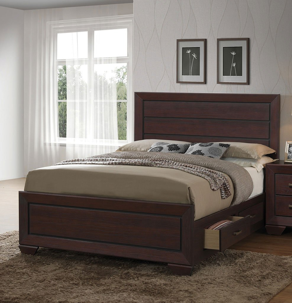 Fenbrook Storage Bedroom Set By Coaster Furniture
