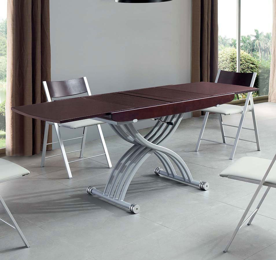 2110 Foldable Dining Table