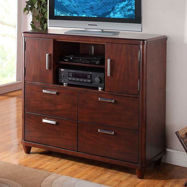 Beaumont Tv Chest By Homelegance Furniturepick