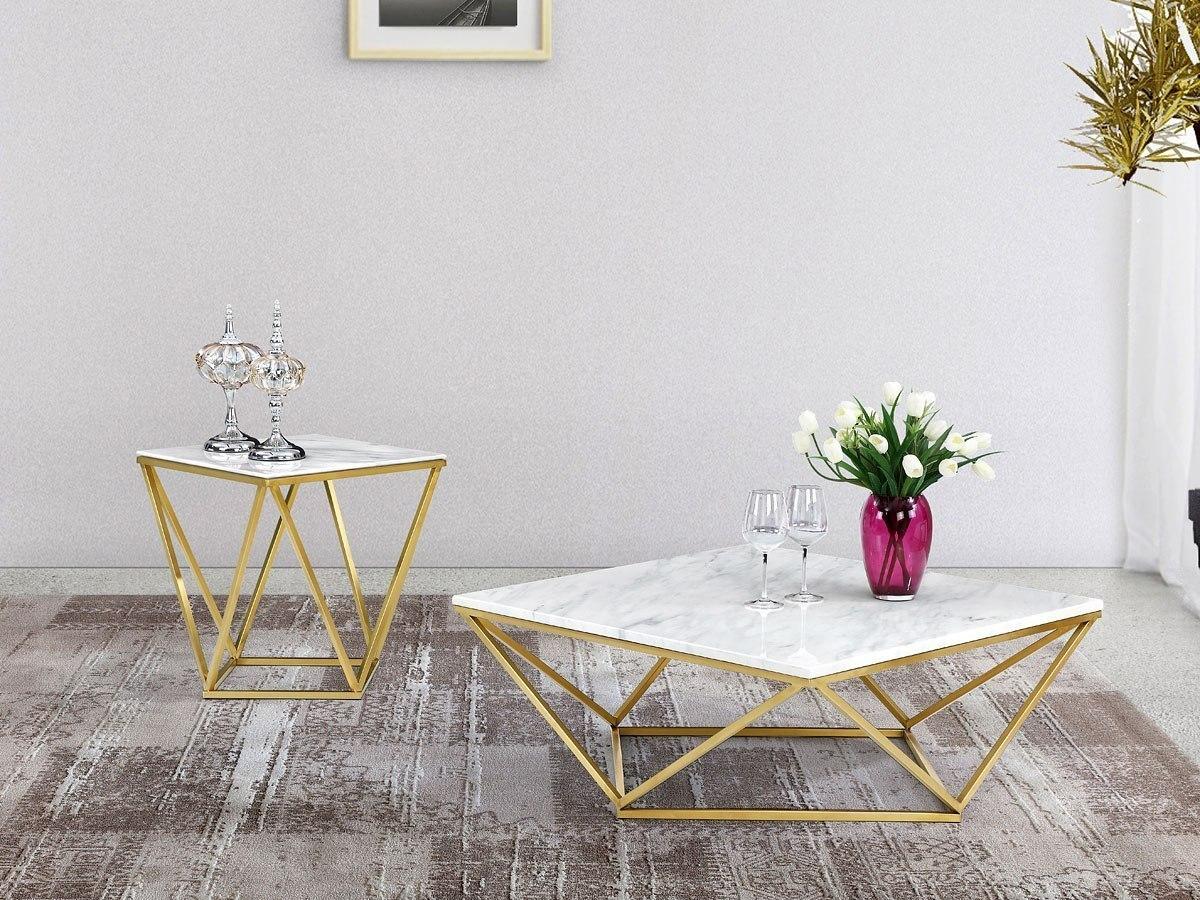 Mason occasional table set by meridian furniture furniturepick