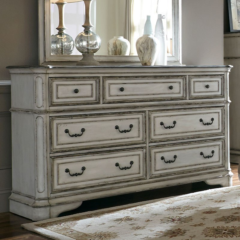 Magnolia Manor Dresser By Liberty Furniture