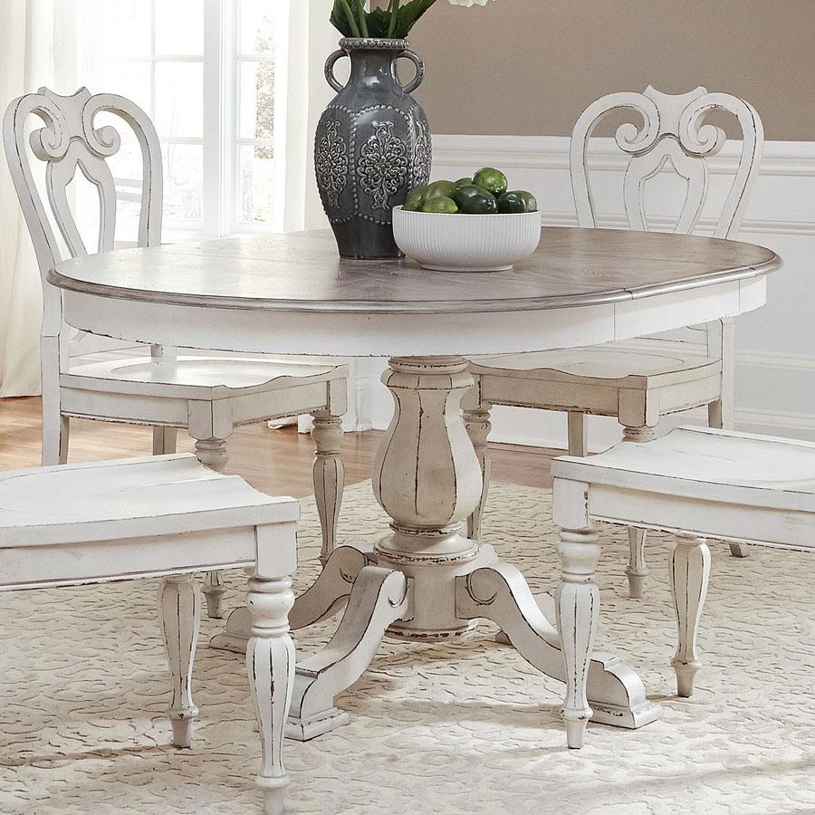 Magnolia Manor Pedestal Dining Table