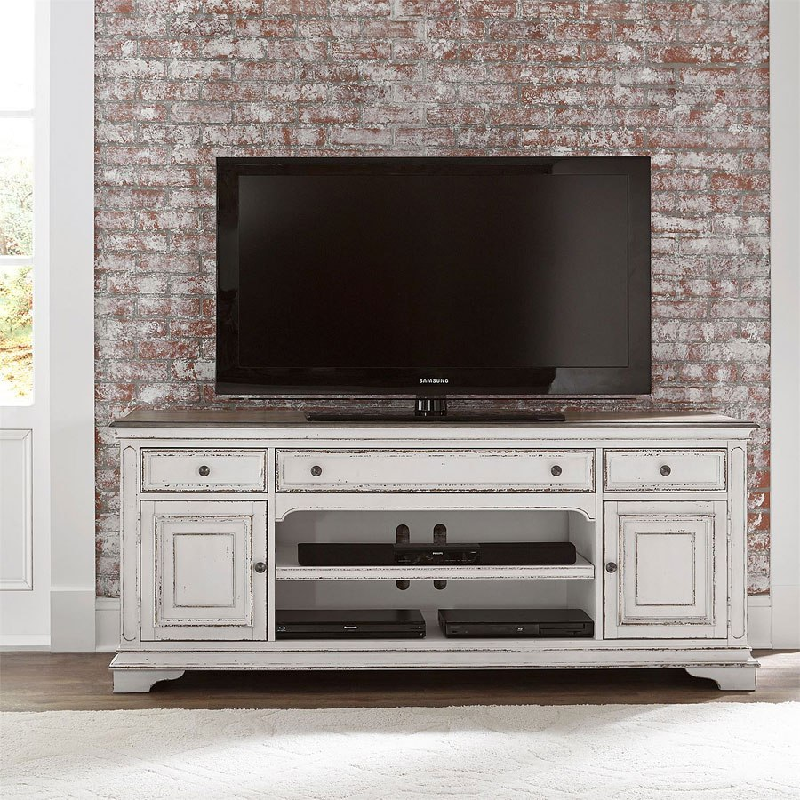 Magnolia Manor 70 Inch Tv Stand By Liberty Furniture Furniturepick