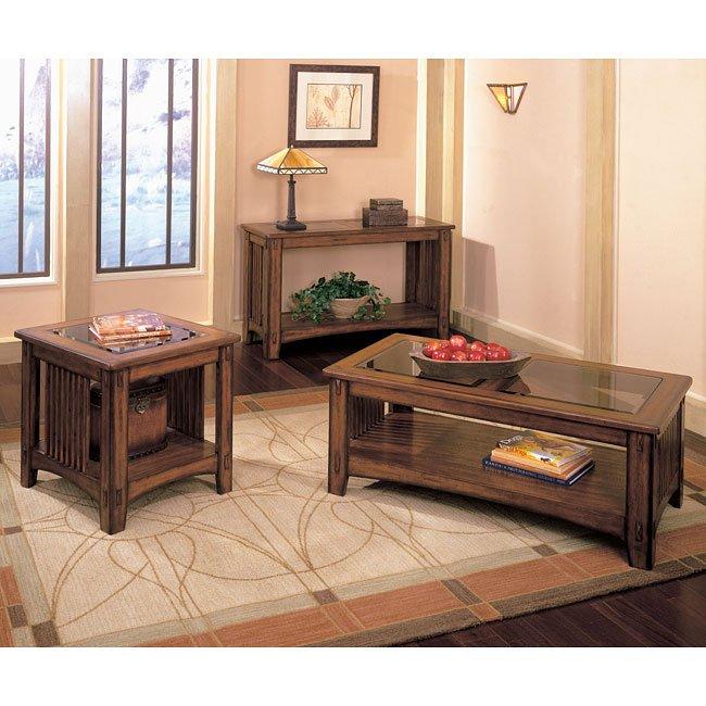 Mission Hills Occasional Table Set Standard Furniture