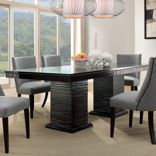Dining Room Tables Chicago: Chicago Dining Room Set By Homelegance