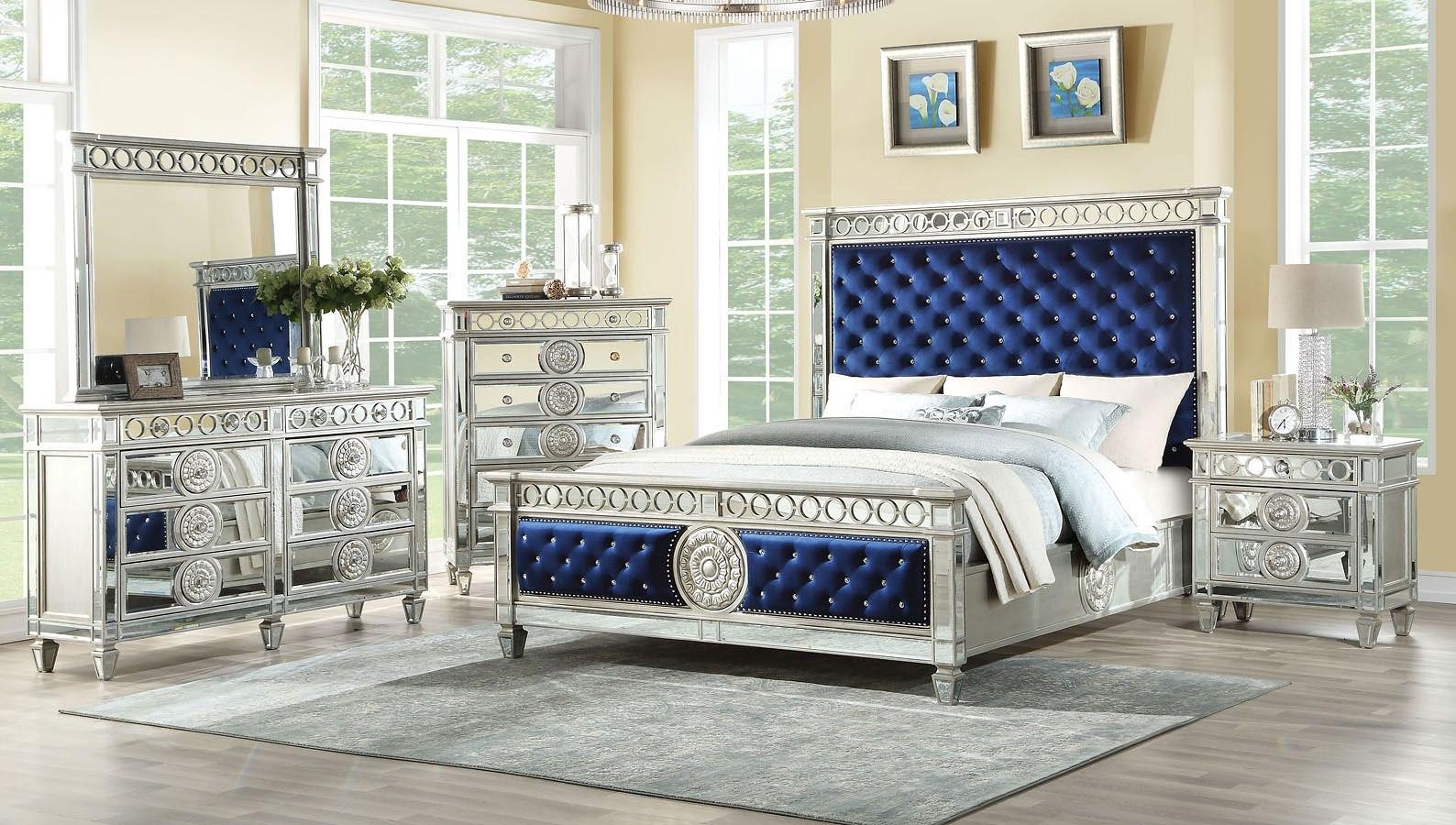 Varian Panel Bedroom Set