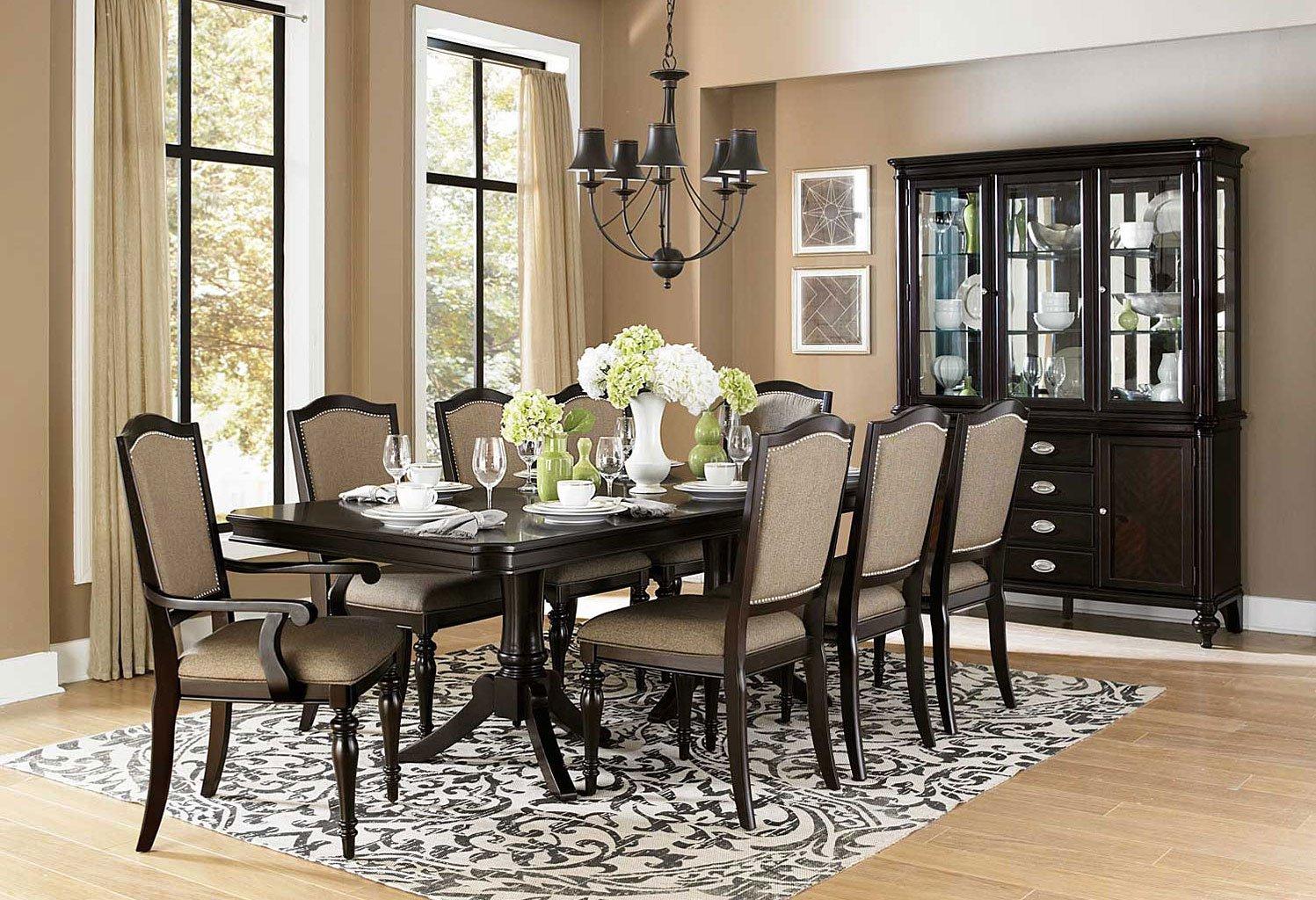 Marston Dinning Room Set By Homelegance Furniturepick