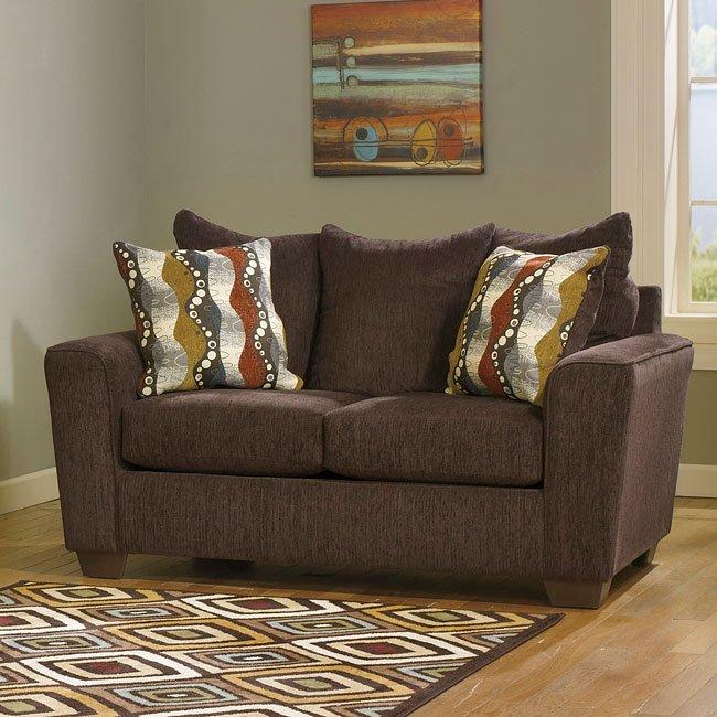 Sensational Brogain Walnut Living Room Set Pdpeps Interior Chair Design Pdpepsorg