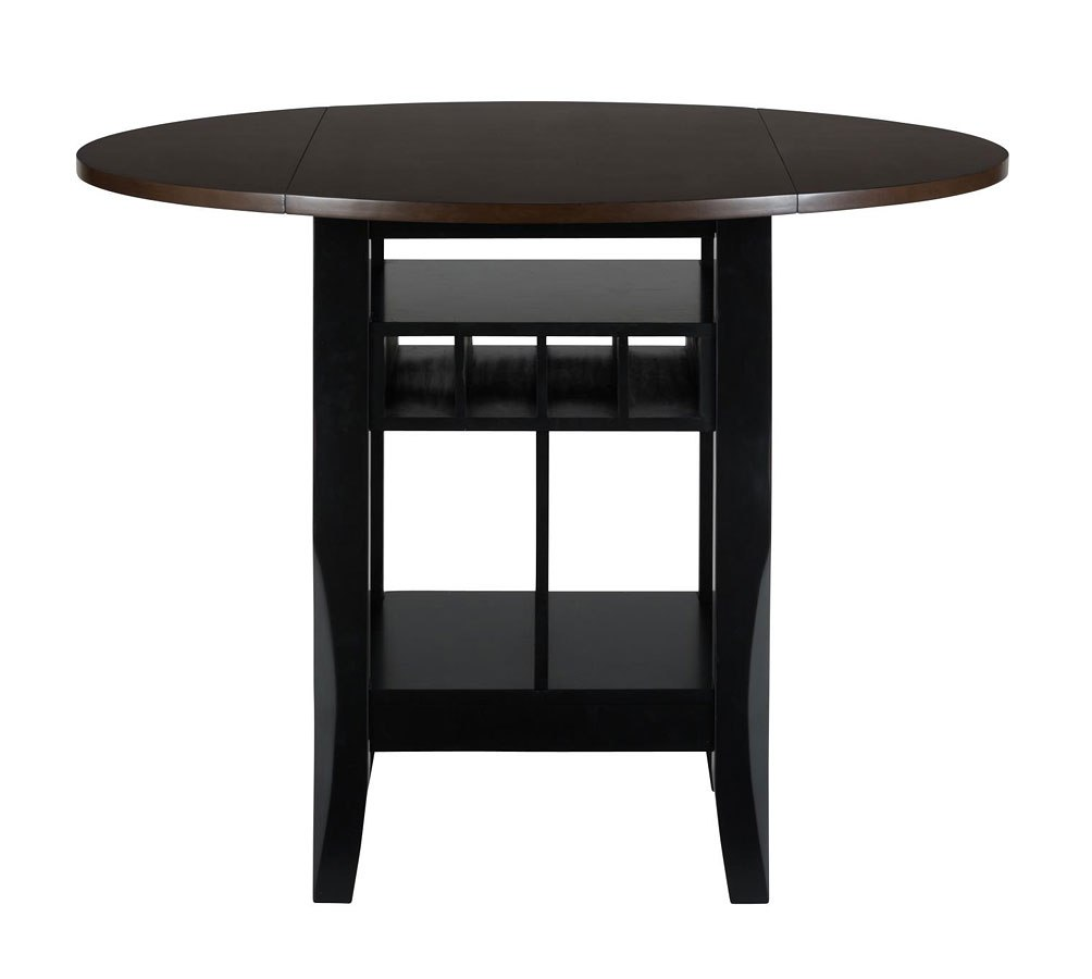 Superbe Braden Drop Leaf Counter Height Table