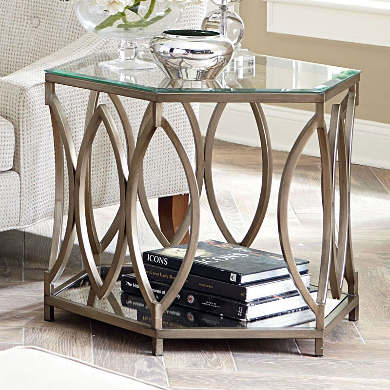 Santa Barbara End Table By Standard Furniture