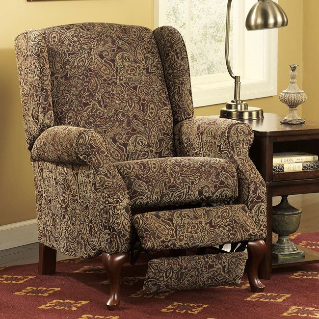 Nadior Pasiley High Leg Recliner Signature Design By