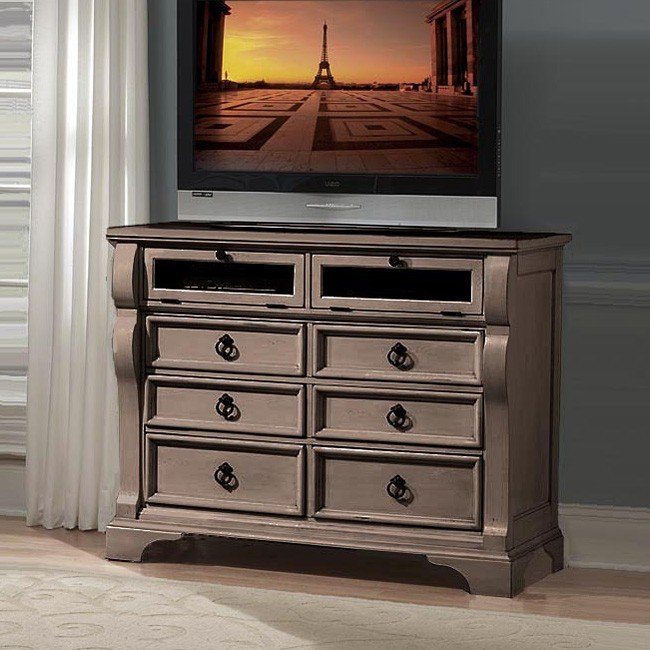 media dresser for bedroom heirloom entertainment chest pewter media chests 16173