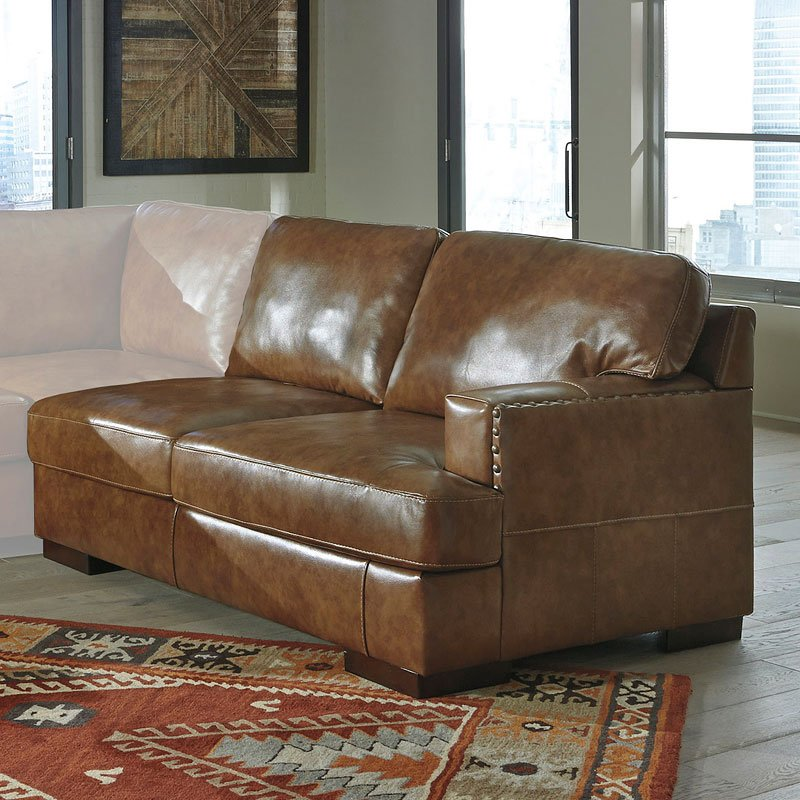 Vincenzo Nutmeg Modular Sectional By Signature Design By