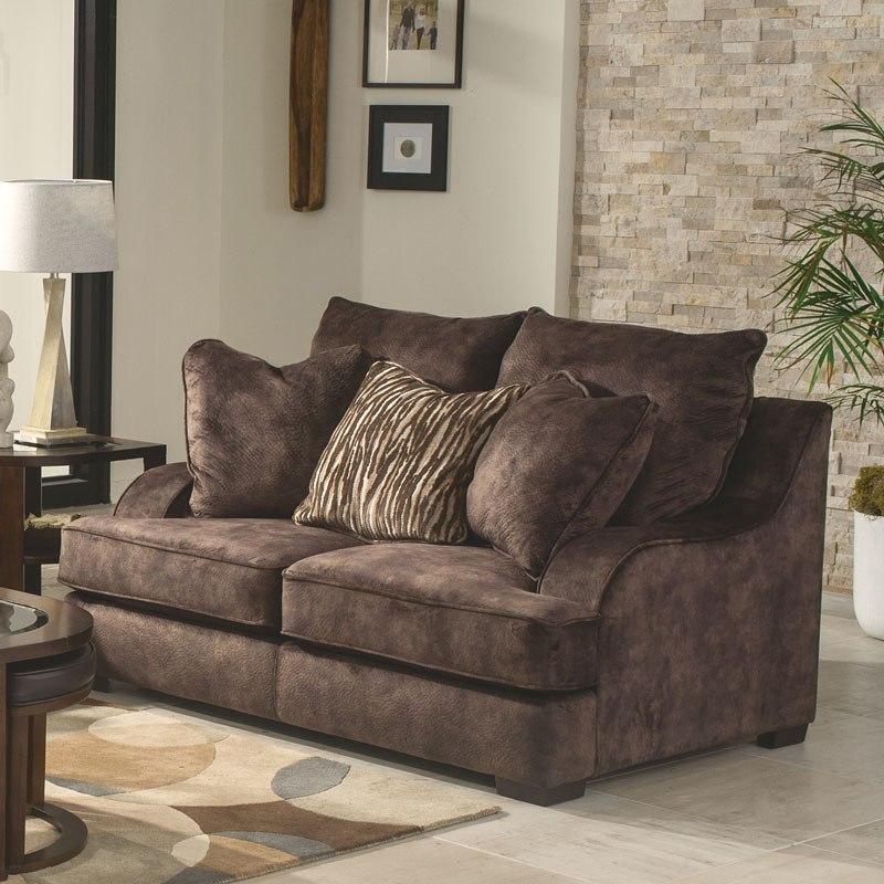 Drummond Living Room Set Dusk Jackson Furniture: Carlsen Loveseat (Dusk) By Jackson Furniture