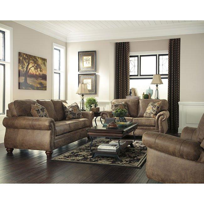 Larkinhurst Earth Living Room Set By Signature Design By