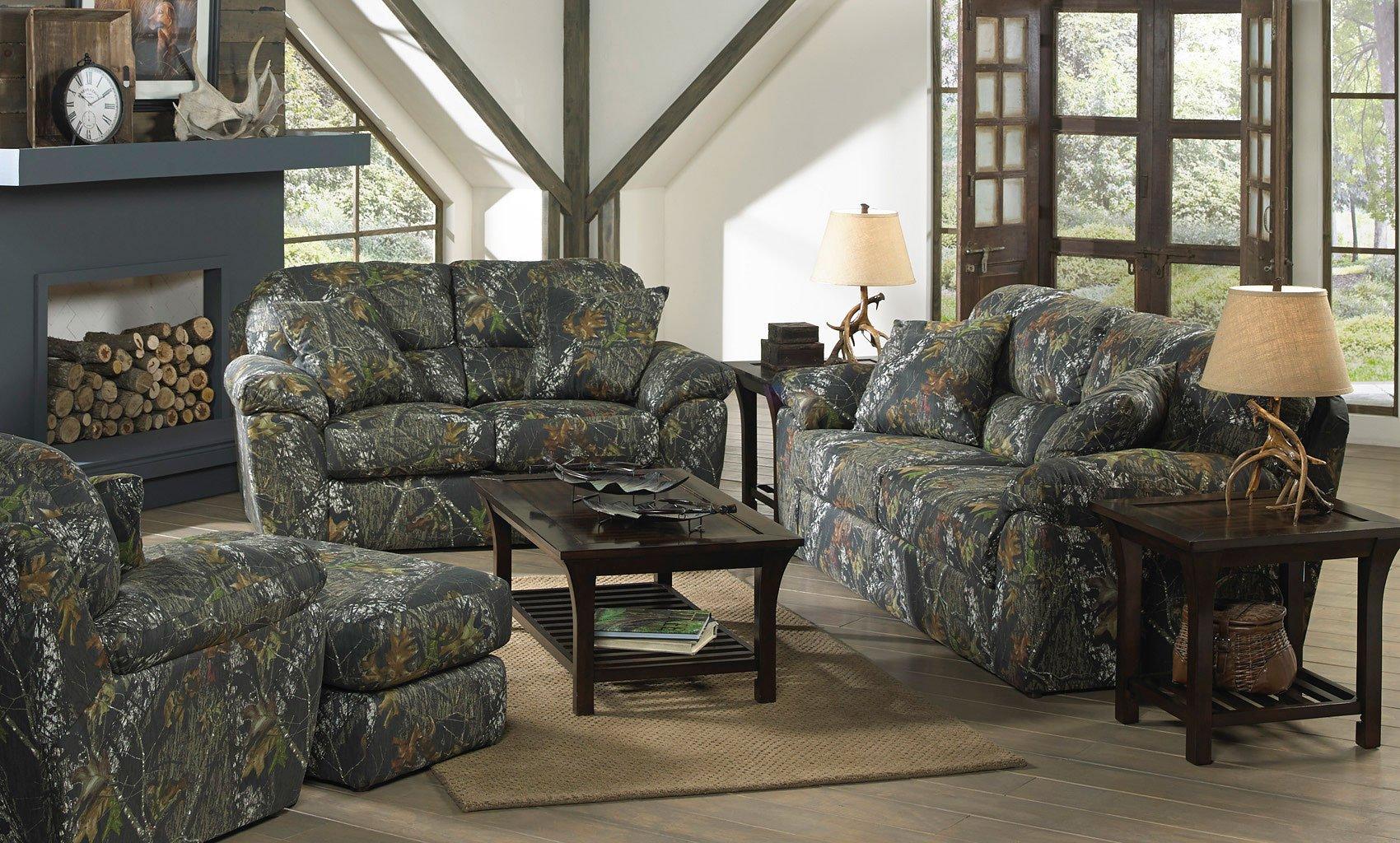 Cumberland Living Room Set (Mossy Oak New Breakup)
