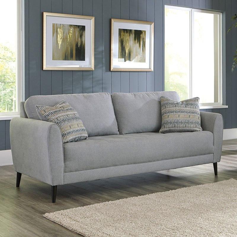 Cardello Pewter Sofa