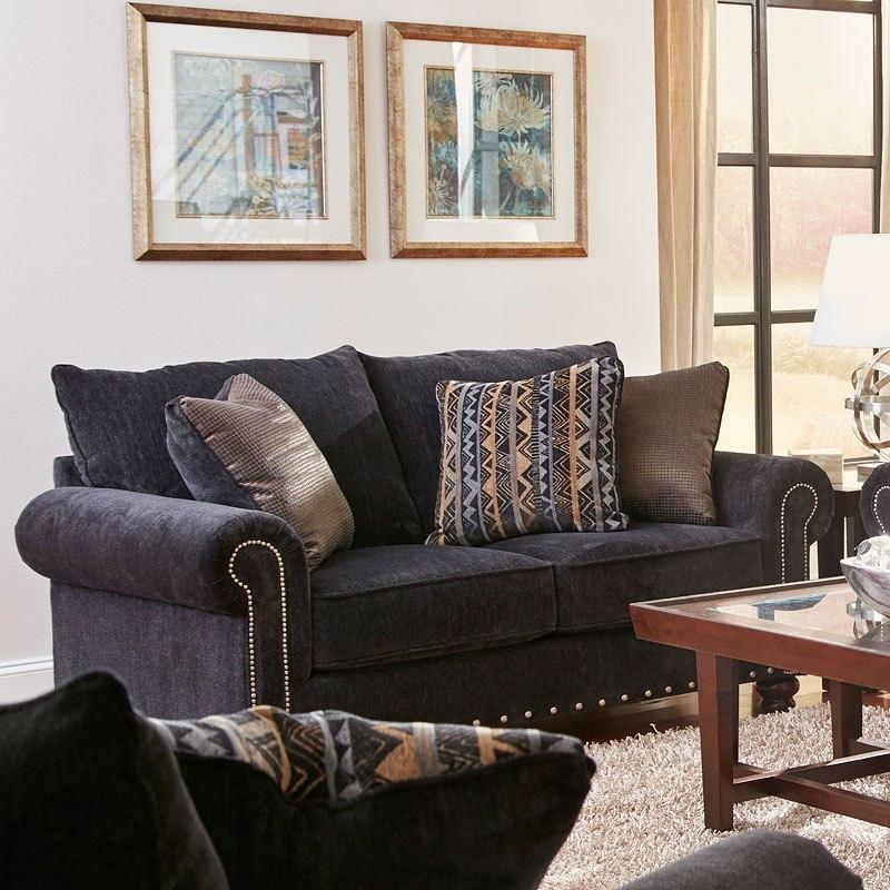 Avery Furniture: Avery Living Room Set (Slate) By Jackson Furniture