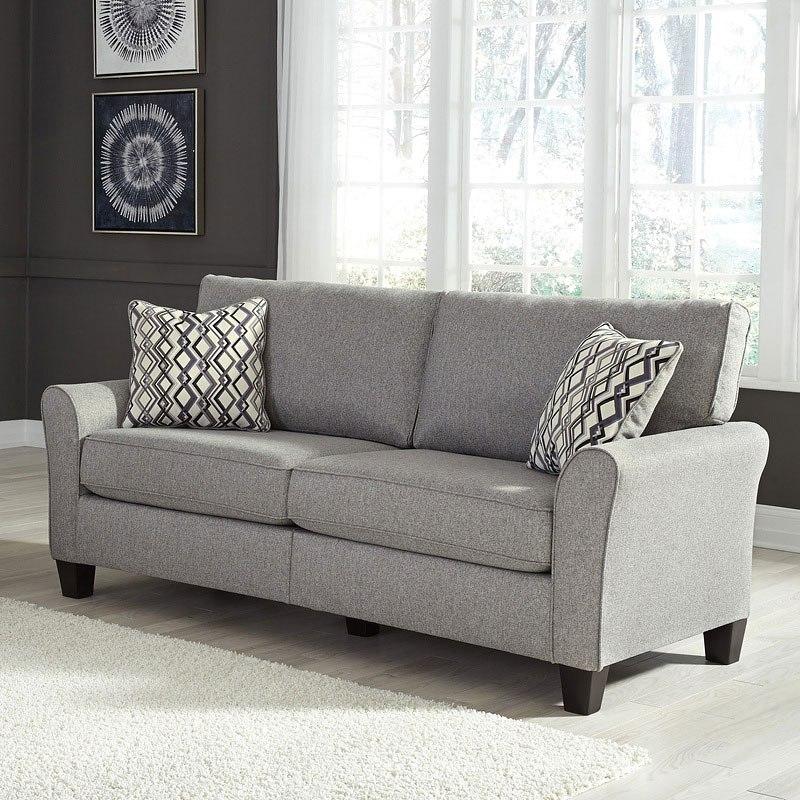 Strehela Silver Living Room Set Sofa By Signature Design Ashley