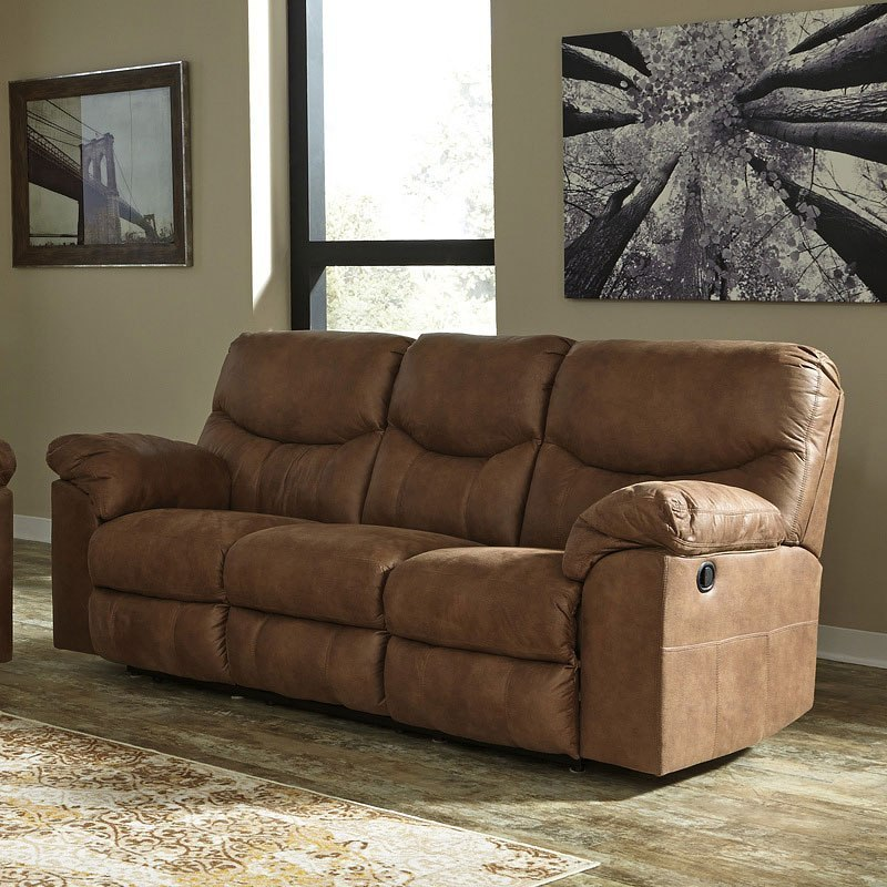 Boxberg Bark Reclining Sofa By Signature Design By Ashley