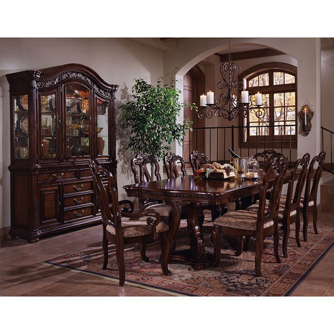 San Marino Dining Room Set By Samuel Lawrence Furniture 1