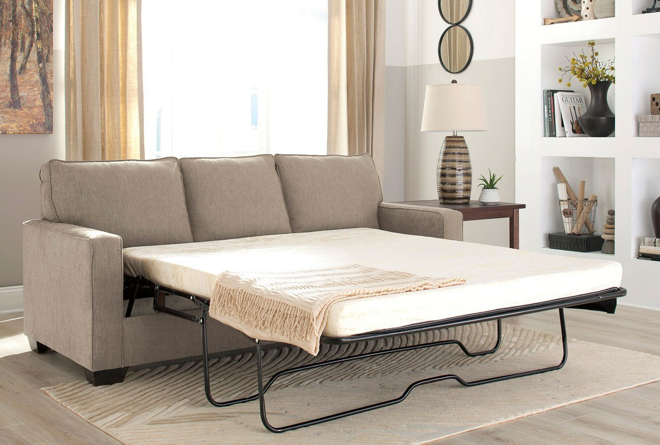 Zeb Quartz Queen Sofa Sleeper By Signature Design By