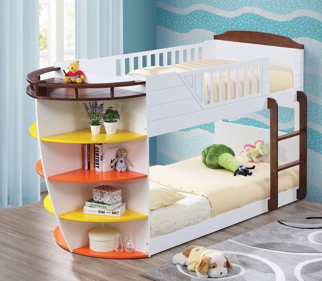 Neptune Twin Bunk Bed By Acme Furniture Furniturepick