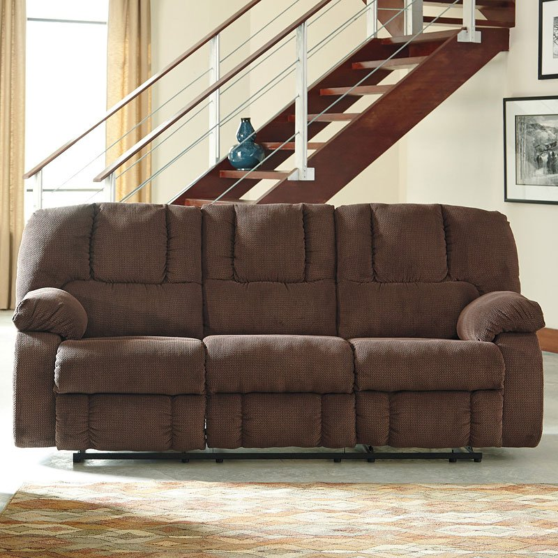 Awe Inspiring Roan Cocoa Reclining Sofa Andrewgaddart Wooden Chair Designs For Living Room Andrewgaddartcom