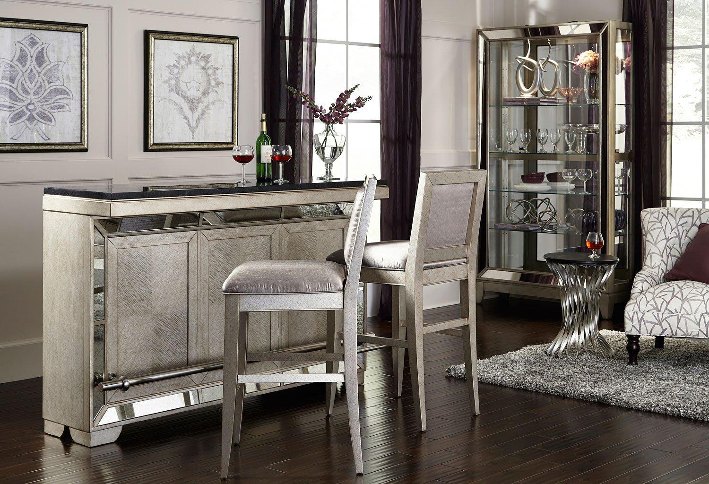 Farrah Home Bar Set