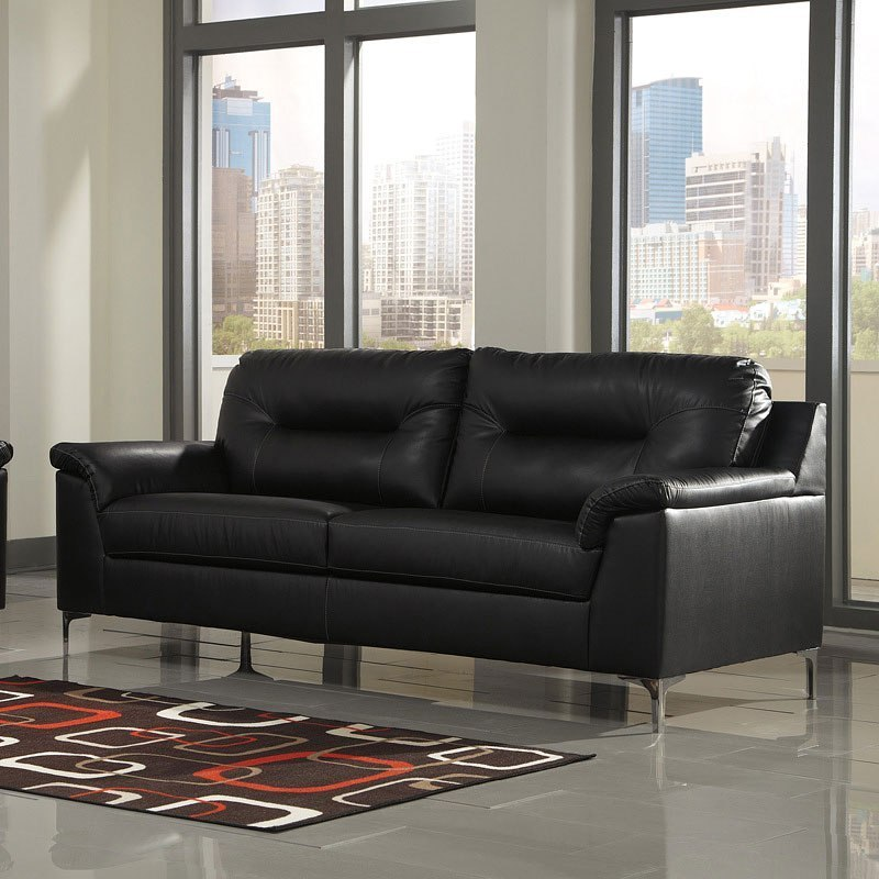 Tensas Black Living Room Set by Signature Design by Ashley ...