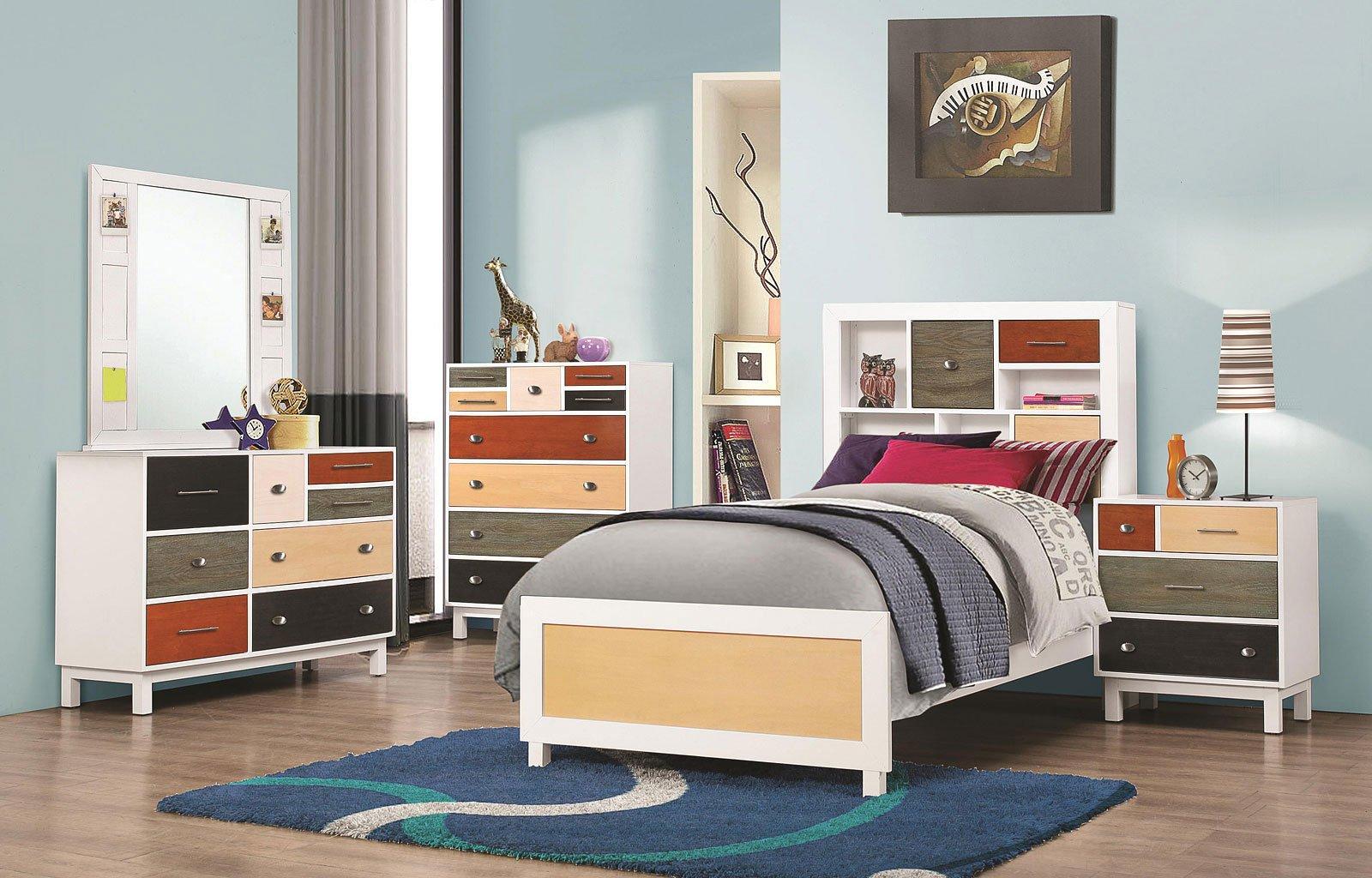 Lemoore Youth Bedroom Set By Coaster Furniture Furniturepick