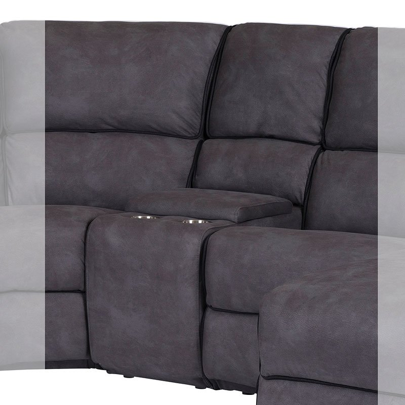 Neo Right Chaise Sectional Grey By Standard Furniture Furniturepick